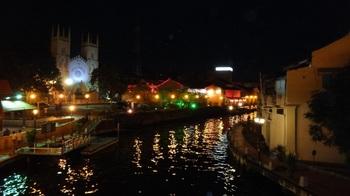 マラッカ川の夜景.jpg